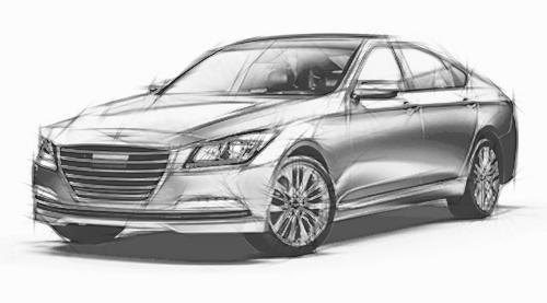 2016 Hyundai Genesis Headlights/Fog/Signal/Tail/Interior Lights LED