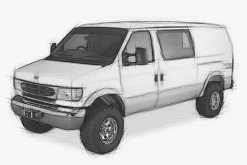 Ford-E-150-Club-Wagon-LED-Bulbs-Replacement-Headlights-Brake-Reverse-Lights