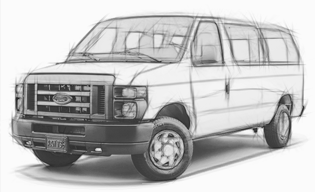 Ford-E-250-Super-Duty-LED-bulbs-replacement-headlights-fog-signal-brake-lights