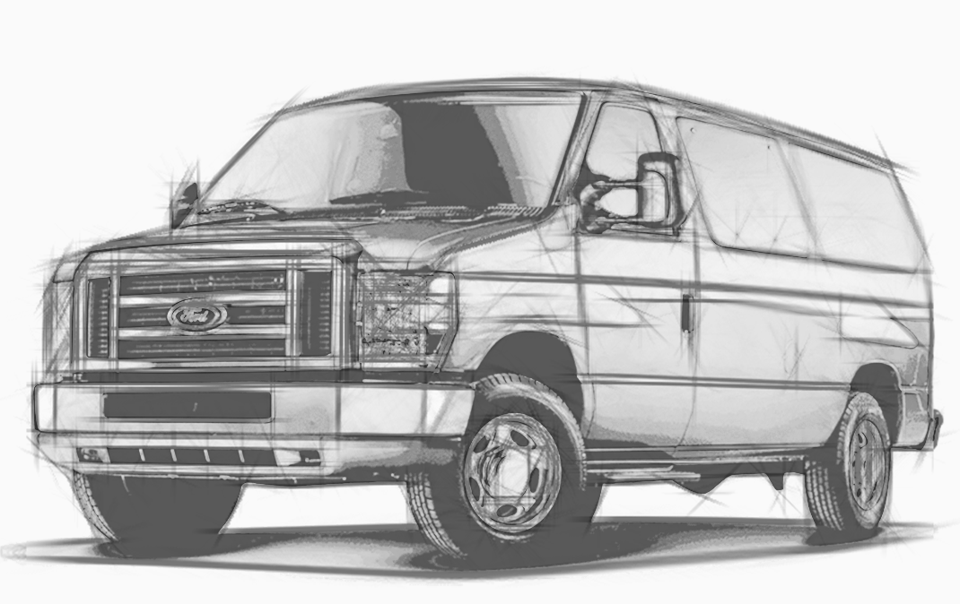 Ford-E-350-Club-Wagon-LED-bulbs-replacement-headlights-fog-signal-brake-lights