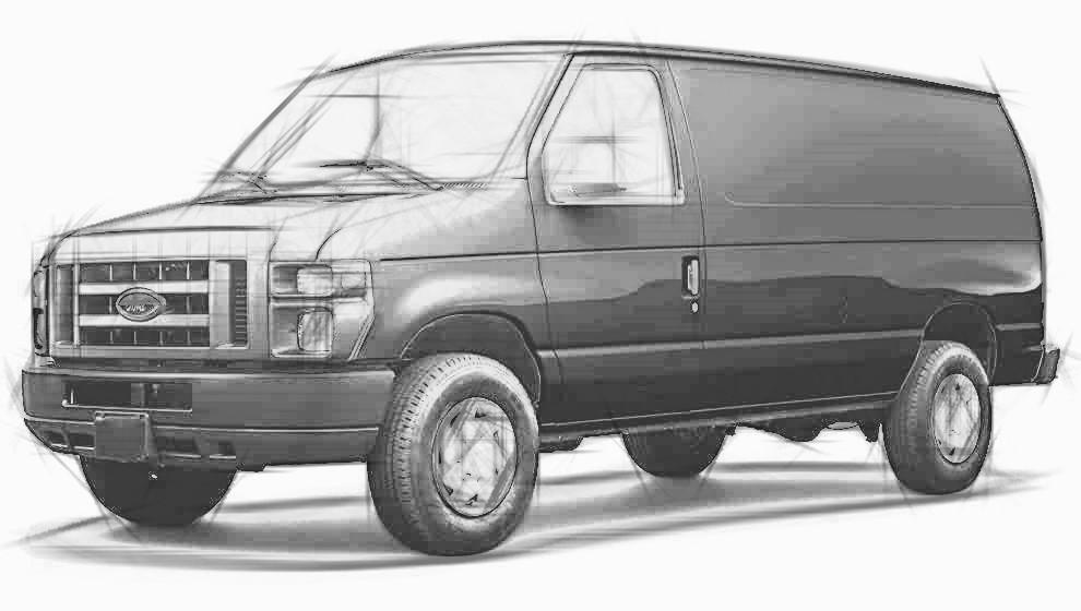 Ford-E-350-super-duty-LED-Bulbs-Replacement-Headlights-Brake-Reverse-Lights