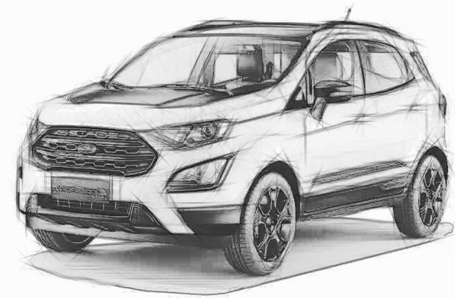 Ford-EcoSport-LED-Bulbs-Replacement-Headlights-Brake-Reverse-Lights