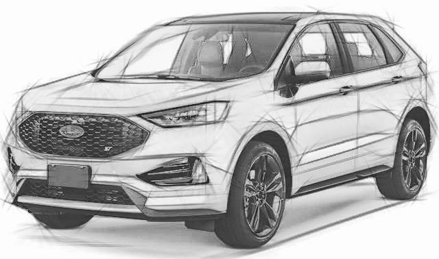 Ford-Edge-LED-Bulbs-Replacement-Headlights-Brake-Reverse-Lights
