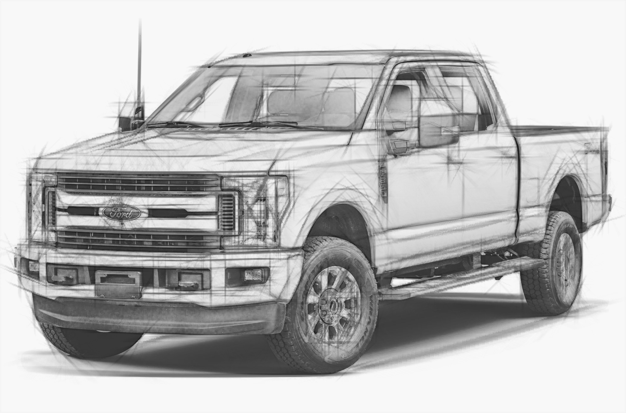 Ford-F-250-LED-Bulbs-Replacement-Headlights-Brake-Reverse-Lights