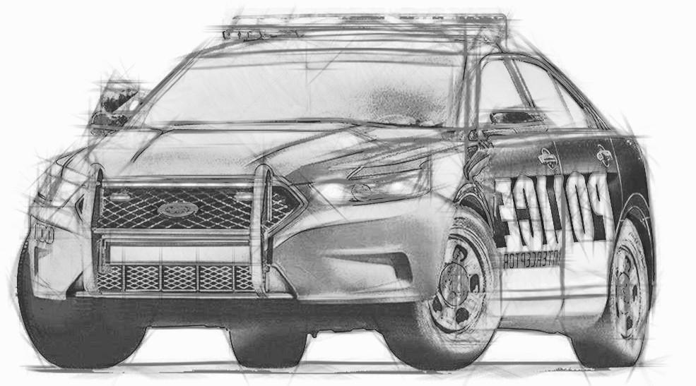 Ford-Police-Interceptor-Sedan-LED-Bulbs-Replacement-Headlights-Brake-Reverse-Lights