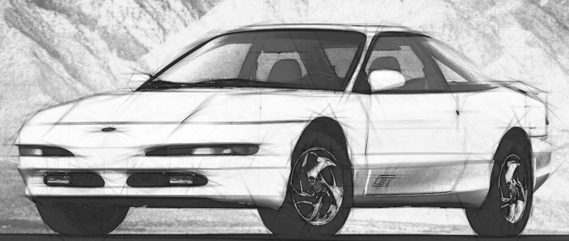 Ford-Probe-LED-Bulbs-Replacement-Headlights-Brake-Reverse-Lights