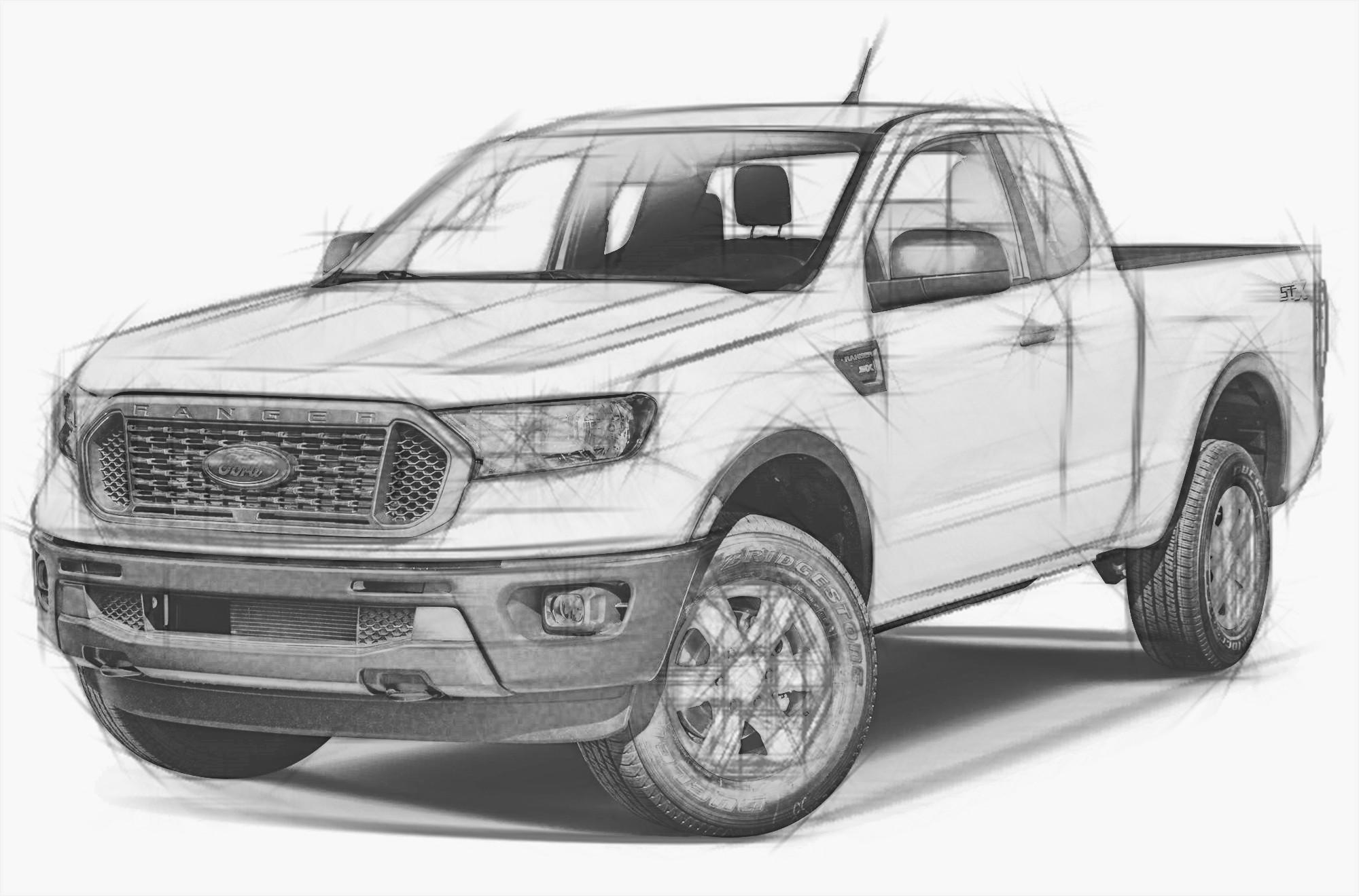 Ford-Ranger-LED-Bulbs-Replacement-Headlights-Brake-Reverse-Lights