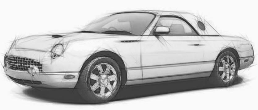 Ford-Thunderbird-LED-Bulbs-Replacement-Headlights-Brake-Reverse-Lights