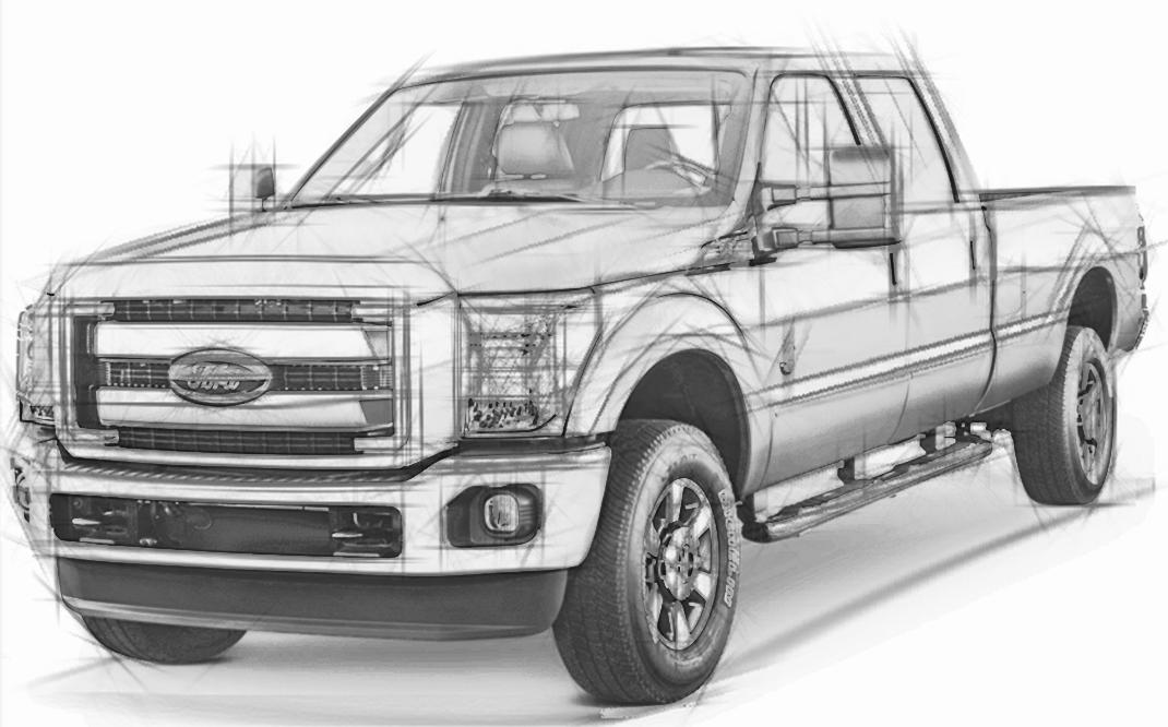 Ford-f-350-LED-bulbs-replacement-headlights-fog-signal-brake-lights