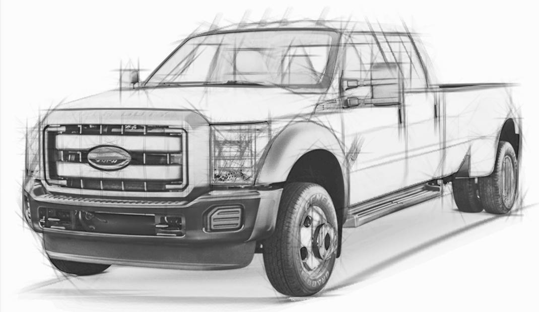 Ford-f-450-super-duty-LED-bulbs-replacement-headlights-fog-signal-brake-lights