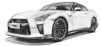 Nissan-GT-R-Bulb-Size-Guide-LED-exterior-interior-lights-12v