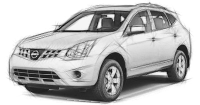 Nissan-Rogue-Select-Bulb-Size-Guide-Exterior-Interior-Lights