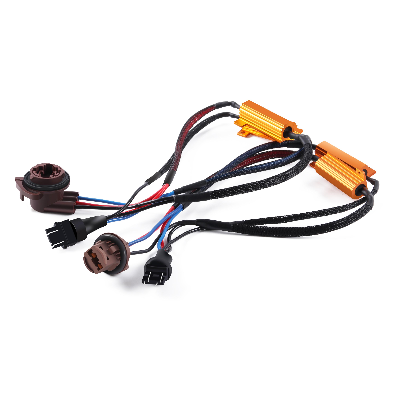 1157-7443-3157-H11-H13-LED-Resistor-Headlight-Anti-Flicker-signal-light