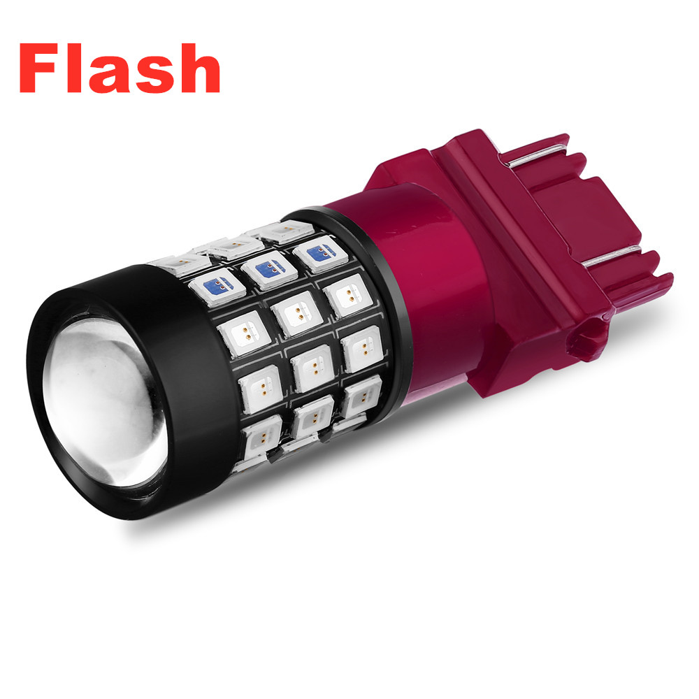 2011 Jeep Wrangler LED Brake Light Bulb 3157 12V Replacement