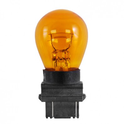 1998 Jeep Wrangler Front Turn Signal Light Bulb LED White/Amber Yellow