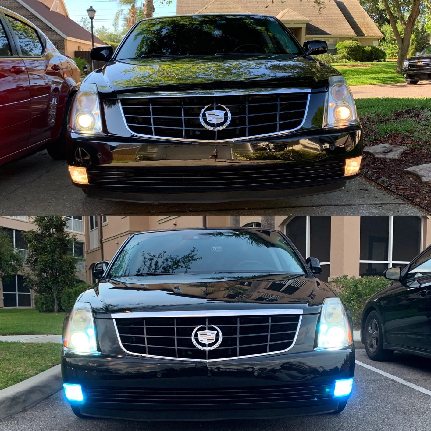 H10-9145-9140-LED-Fog-Lights-Bulb-8000k-blue-vs-halogen-lamp-9045-DRL