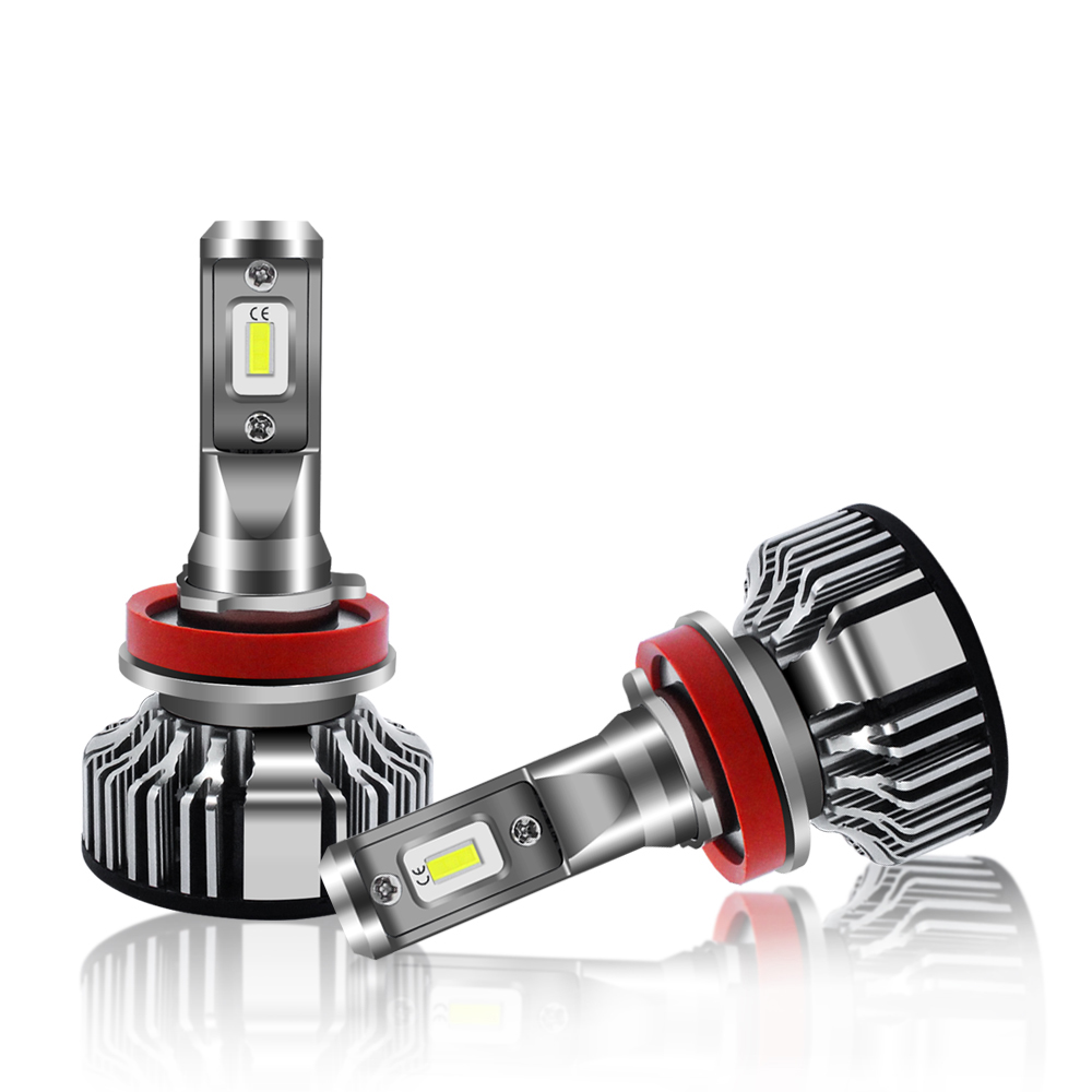 Best Ram 3500 LED Low Beam Headlight Bulb, 6K White/Yellow/Red/Blue