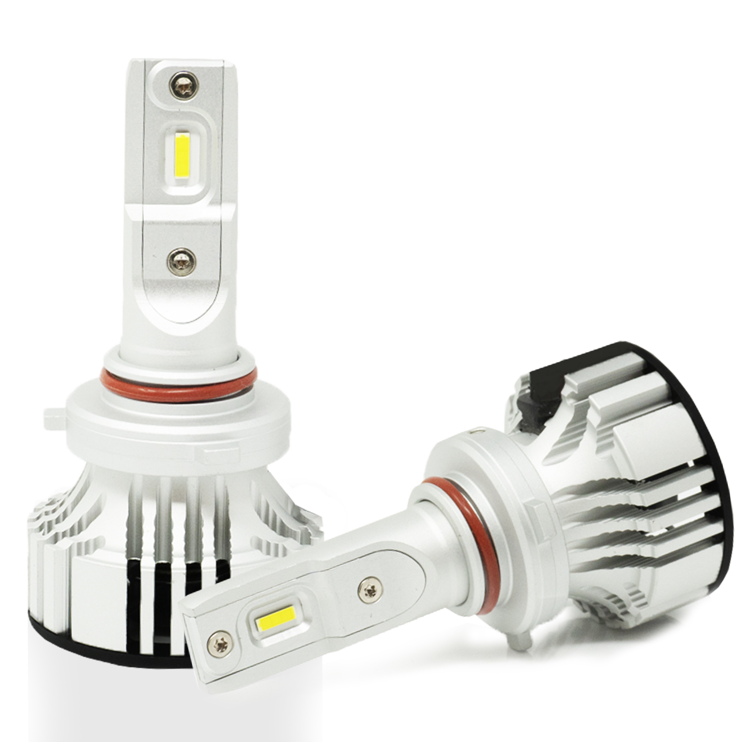 Best Ram 3500 LED High Beam Headlight Bulb, 6K White/Yellow/Red/Blue