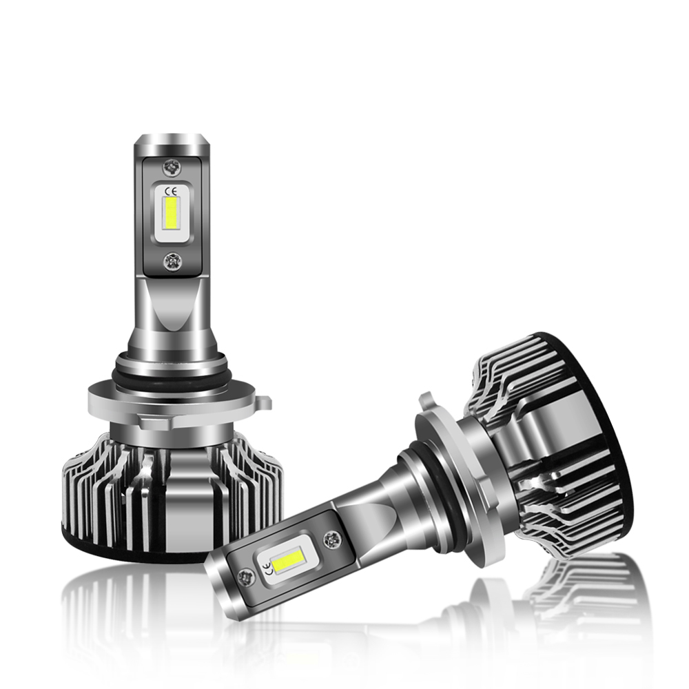 Auto Honda Accord LED Headlights Bulbs 6000K Xenon White