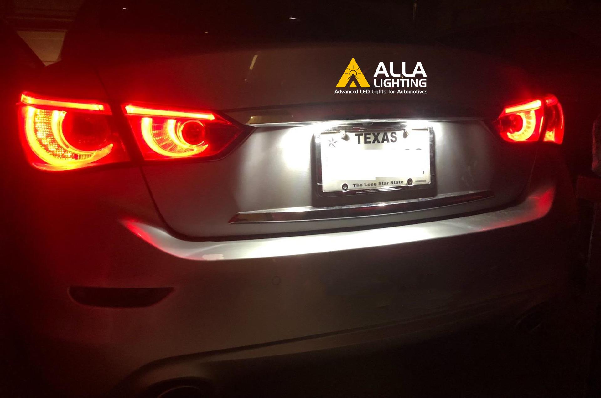 LED-License-Plate-Tag-Tail-Lights-for-Cars-Trucks-Red-6000K-White-12V