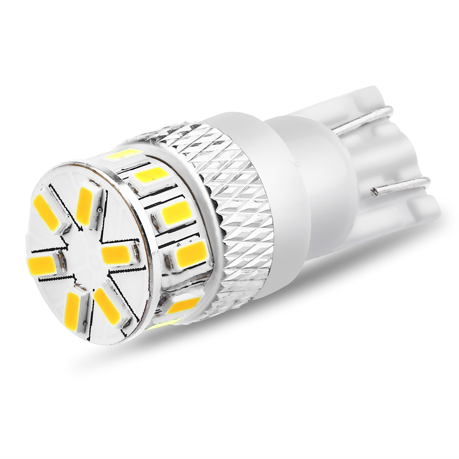 912 Dome Light led bulb interior map dome trunk Room door Lights White