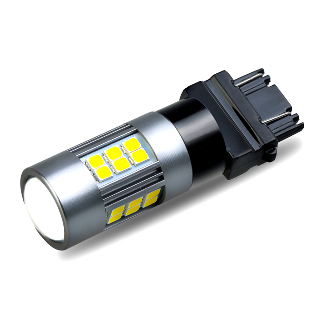 Automotive White LED DRL Daytime Running Light Bulb for cars, trucks