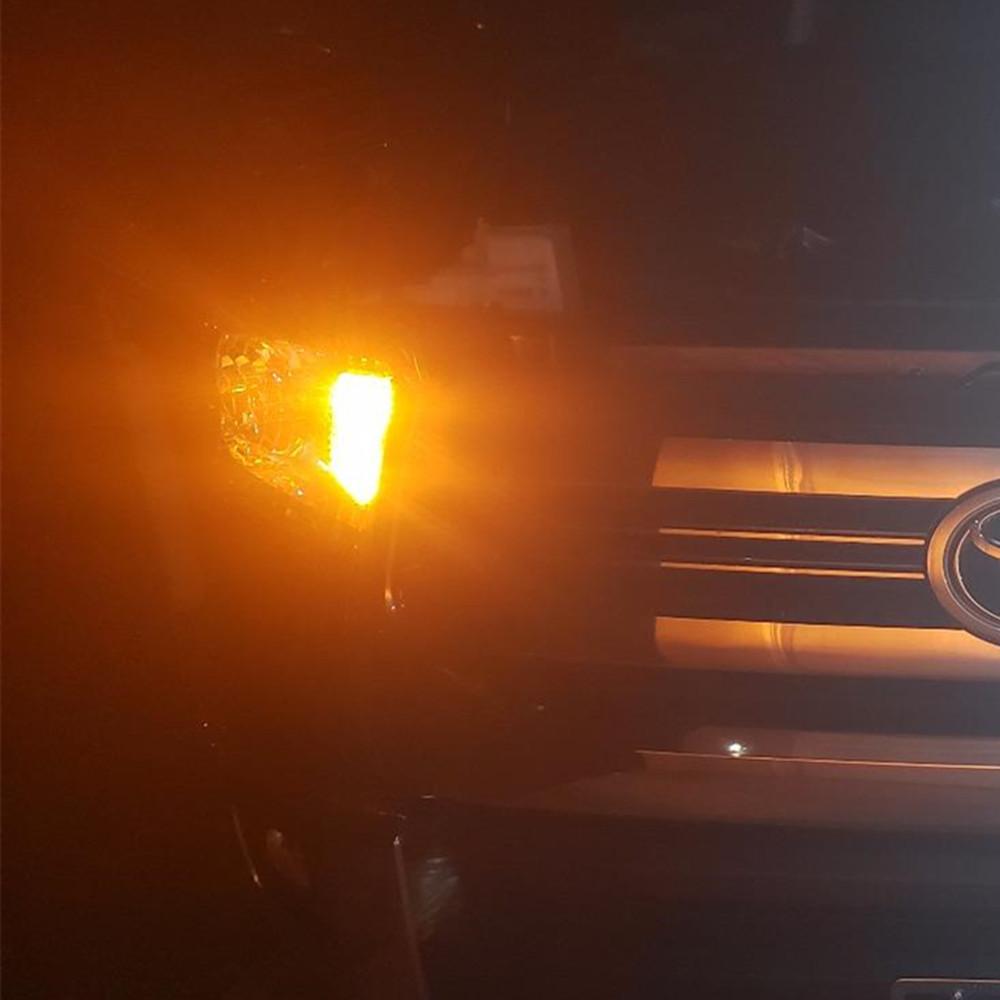 WY21W-7440A-7443NAK-LED-Turn-Signal-Lights-Bulbs-Amber-Yellow