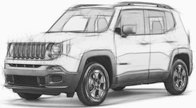 2019 Jeep Renegade Headlights/Fog/Signal/Tail/Interior Light LED Bulb