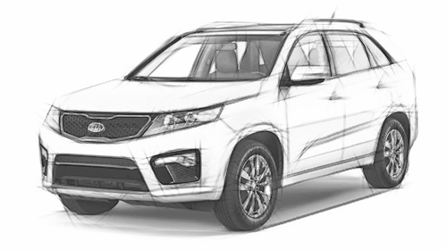 2017 Kia Sorento LED Headlights/Fog/Signal/Tail/Interior Lights Bulbs