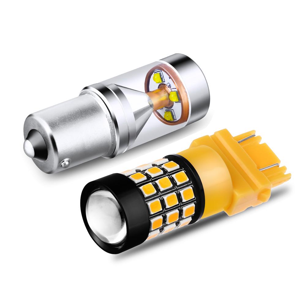 Alla Lighting LED Turn Signal Blinker Lights Bulbs Replacement