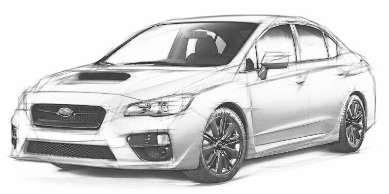 2014 Subaru WRX Headlights/Fog/Signal/Interior/Brake Tail Light Bulb