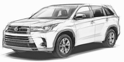 2019 Toyota Highlander LED Headlights/Fog/Brake Tail/Interior Lights