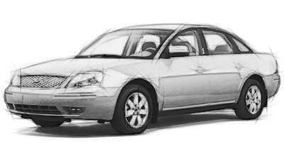 -2005-ford-five-hundred-headlights-fog-signal-tail-interior-lights
